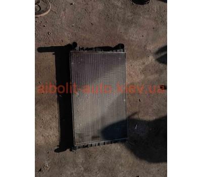 Радиатор охлаждения Fiat Doblo Оригинал Б У  Fiat Doblo 2000 - 2010г.