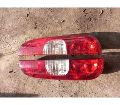 Задние фонари Fiat Doblo Оригинал Б У  Fiat Doblo 2000 - 2010г.