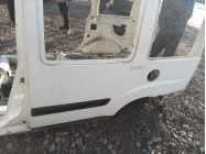 Задняя левая четверть Fiat Doblo Оригинал Б У