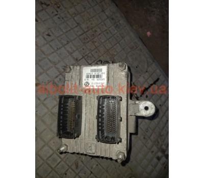 Блок управления двигателем 1,4 Fiat Doblo  Fiat Doblo 2000 - 2010г.