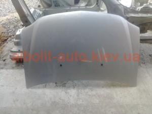 Капот Dacia Logan