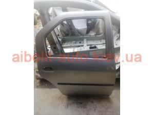 Дверь задняя правая Dacia Logan