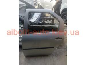 Дверь задняя левая Dacia Logan