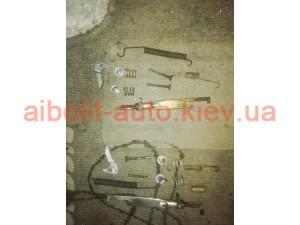 Механизм ручника Dacia Logan