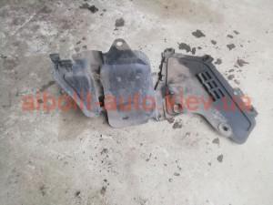 Защита двигателя Dacia Logan