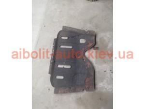 Защита двигателя нижняя Dacia Logan