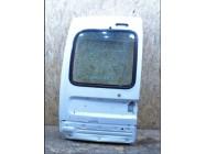 Стекло задней двери левое Кенго (с подогревом) 1998 - 2008