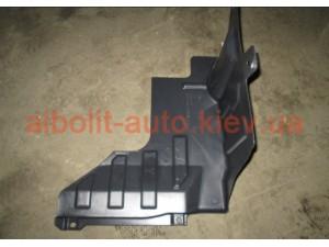 Защита двигателя пластиковая левая лачетти