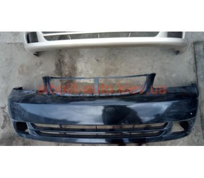 Бампер передний лачетти Черный 87u седан, универсал