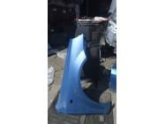 Крыло переднее правое лачетти седан, универсал Голубой 31u