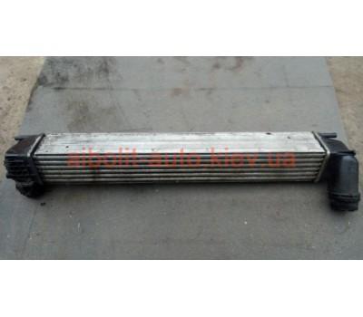 Радиатор интеркуллера Меган 3