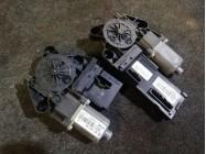 Моторчик стеклоподьемника Меган 3