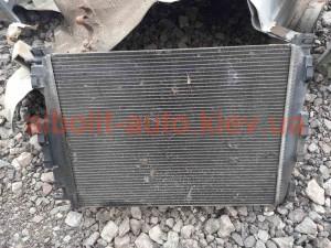 Радиатор охлаждения Renault Megane 2 Оригинал Б У