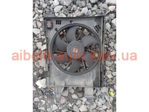 Вентилятор охлаждения Renault Megane 2 Оригинал Б У