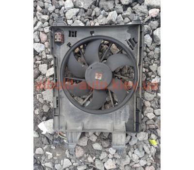 Вентилятор охлаждения Renault Megane 2 Оригинал Б У  Renault Megane 2 - 2002 - 2008г.