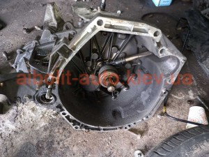Механическая коробка передач Renault Megane 2 Оригинал Б У