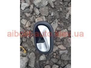 Ручка открывания двери внутренняя Renault Megane 2 Оригинал Б У