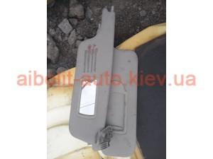 Козырек солнцезащитный Renault Megane 2 Оригинал Б У