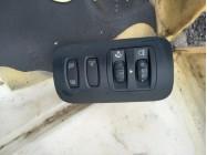 Кнопка регулировки фар Renault Megane 2 Оригинал Б У