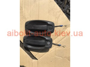 Ручки дверей наружные Fiat Doblo 263