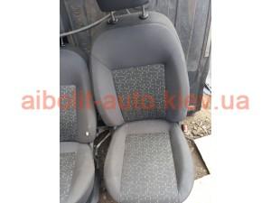 Сидение пассажирское Фиат Добло 263, Fiat Doblo 263 Оригинал Б У