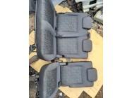 Задний ряд сидений Фиат Добло 263, Fiat Doblo 263 Оригинал Б У