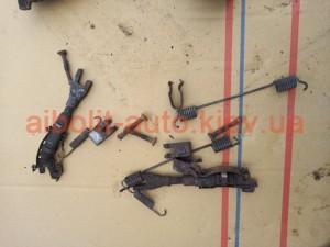 Комплект ручника Fiat Doblo 263