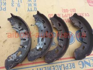 Задние тормозные диски Fiat Doblo 263