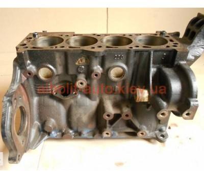 Блок двигателя, цилиндров 1.6 лачетти (с одним масляным каналом и с двумя)