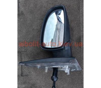 Зеркало правое наружное механика Авео Т-200
