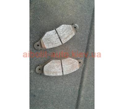 Тормозные колодки передние Кенго 1998 - 2008