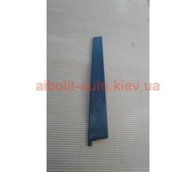 Накладка дверной стойки задняя Ланос