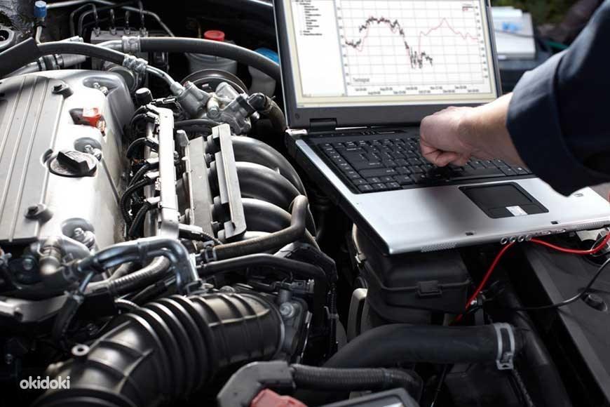 Компьютерная диагностика автомобиля в Киеве, Диагностика автомобиля, цены:  компьютерная диагностика авто в Киеве